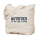 True Voice of Autism Tote Bag