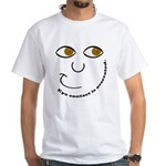 Eye Contact White T-Shirt