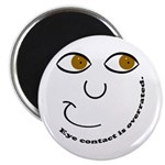 "Eye Contact 2.25"" Magnet (100 pack)"