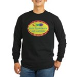 Cure Ignorance Long Sleeve Dark T-Shirt