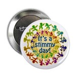 Stimmy Day 2.25&quot; Button (100 pack)