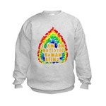 I Am Human Kids Sweatshirt