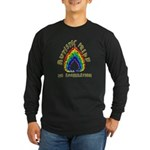 Autistic Pride Long Sleeve Dark T-Shirt