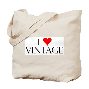 Tote Bag > Dorothea's Closet Vintage Clothing