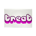 Retro Treat Rectangle Magnet (100 pack)