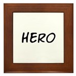HERO Framed Tile