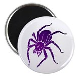 Purple Spider Magnet