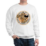 Paws for the Cure: Leukemia Sweatshirt