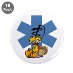 "Thanksgiving EMS 3.5"" Button (10 pack)"