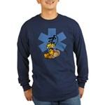 Thanksgiving EMS Long Sleeve Dark T-Shirt