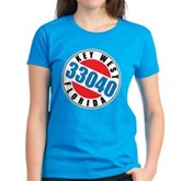 Key West 33040 Women's Dark T-Shirt