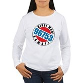 Kihei Maui 96753 Women's Long Sleeve T-Shirt