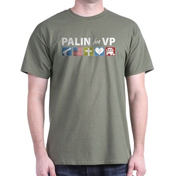 Palin for VP: Priorities T-Shirt