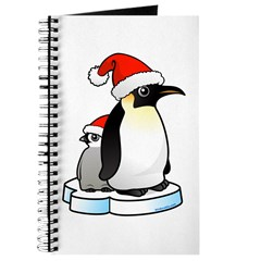 Birdorable Penguin Santa Journal