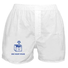 One Night Stand Boxer Shorts