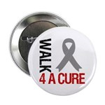 "Walk4ACure Brain Cancer 2.25"" Button (10 pack)"