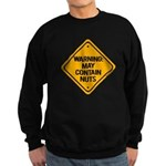 May Contain Nuts! Sweatshirt (dark)