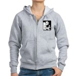 Science Club Rules Women's Zip Hoodie