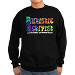 Autistic Activist v1 Sweatshirt (dark)