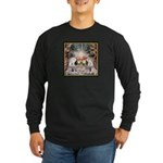ThreePeace Messengers of Thya Long Sleeve Dark T-S