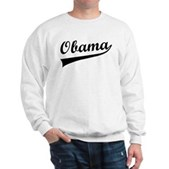 Obama Swish Sweatshirt