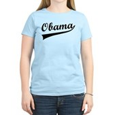 Obama Swish Women's Light T-Shirt
