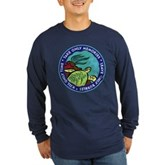 Take Only Memories (turtle) Long Sleeve Dark T-Shi