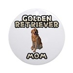 Golden Retriever Ornament for Mom