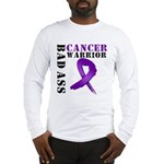 PancreaticCancer Warrior Long Sleeve T-Shirt