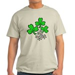 Irish Shamrocks Light T-Shirt