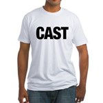 Cast Member T-Shirts Fitted T-Shirt