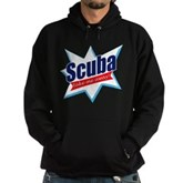 Scuba Take Me Away Hoodie (dark)