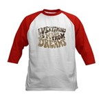 Dreams Kids Baseball Jersey