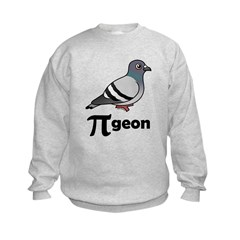 Birdorable PI-geon Kids Sweatshirt