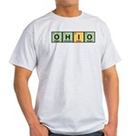 Ohio made of Elements Light T-Shirt