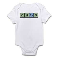 Chess made of Elements Infant Bodysuit