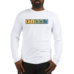 Fisher made of Elements Long Sleeve T-Shirt