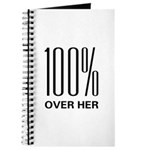 100 Percent Over Her Journal