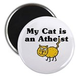 My Cat Is An Atheist Magnet