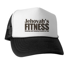 Jehovah's Fitness Trucker Hat