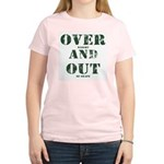 Over & Out Women's Light T-Shirt