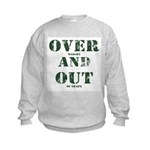 Over & Out Kids Sweatshirt