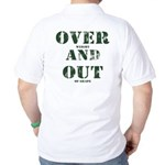 Over & Out Golf Shirt