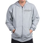 Flatulence Is A Virtue Zip Hoodie
