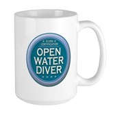 Certified OWD Large Mug