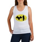 Bat Man Women's Tank Top