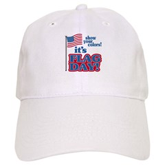 Flag Day Cap