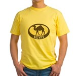 Egyptian Camel Yellow T-Shirt