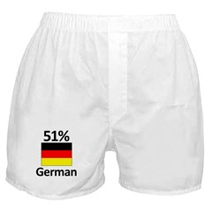 51% German Boxer Shorts