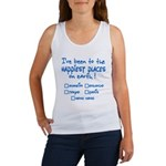 Happiest Places on Earth Women's Tank Top